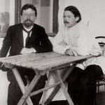 1900._Cechov_Gorkij